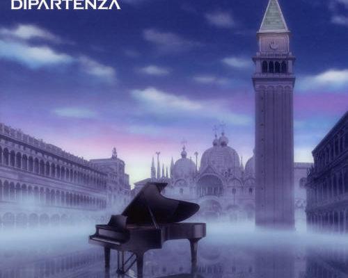 ARIA The ORIGINATIONピアノ・コレクションⅡ 「ディパルテンツァ-旅立ち-」